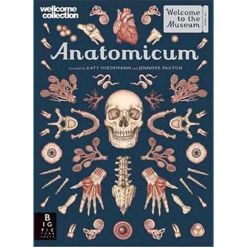 Anatomicum by Jennifer Z Paxton HardCover