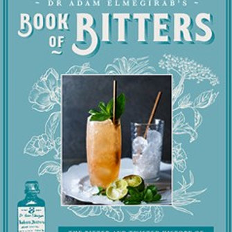 Dr Adam Elmegirab's Book of Bitters HardCover