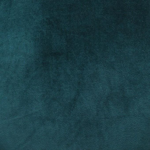 Kip & Co Alpine Green Velvet Euro Sham Pillowcase