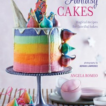 Fantasy Cakes by Angela Romeo HardCover