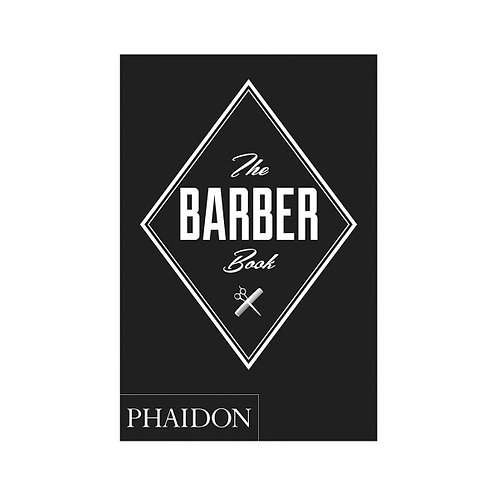 The Barber Book by Phaidon Press HardCover