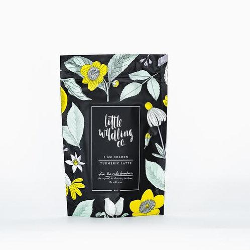 Little Wildling Co 'I Am Golden' Tumeric Latte