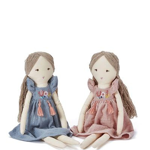 Baby Doll in Pink or Blue 24cm