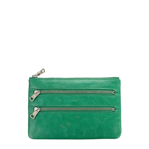 Status Anxiety Molly Wallet Green