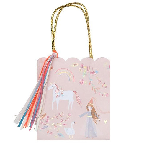 Meri Meri Magical Princess Party Bag Pack of 8