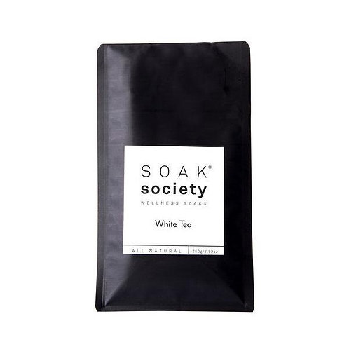 Soak Society White Tea Wellness Soak 250g
