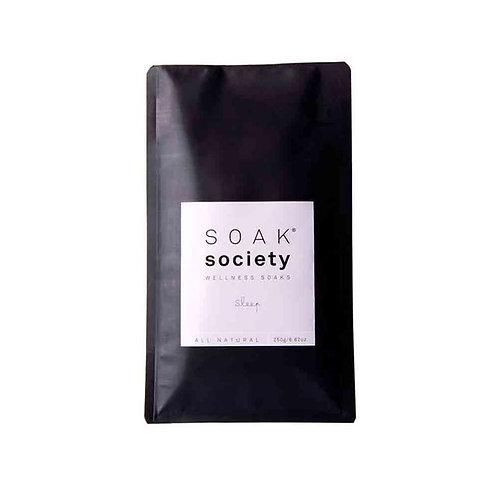 Soak Society Sleep Wellness Soak 250g