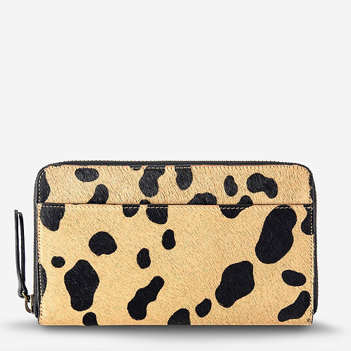 Status Anxiety Delilah Women's Wallet Wild Cat