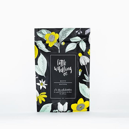 Little Wildling Co Minty Matcha 80g