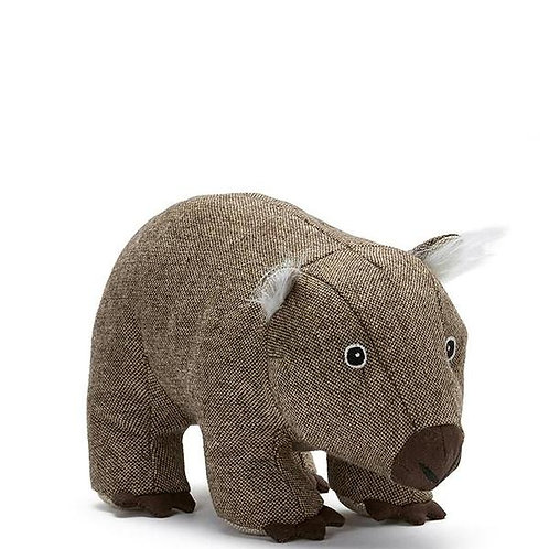 Wally the Wombat Toy 29cm