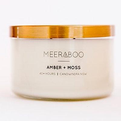 Amber & Moss Meeraboo Candle