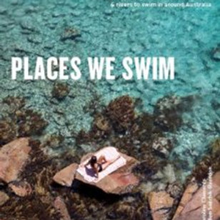 Places we Swim by Dillon Seitchik-Reardon and Caroline Clements PaperBack