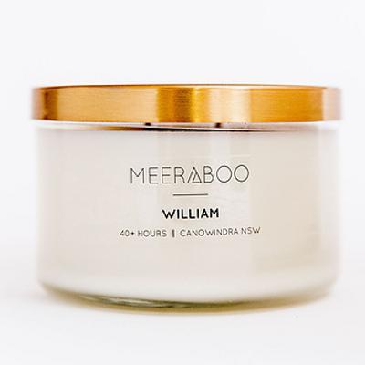 William Meeraboo Candle
