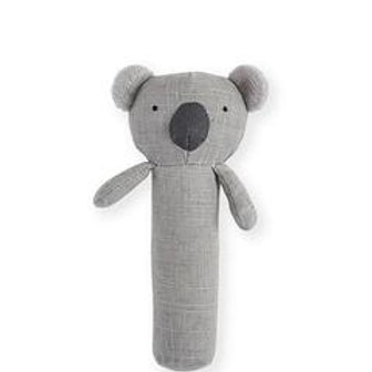 Keith the Koala Toy Rattle 18cm
