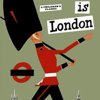 This is London by Miroslav Susek HardCover