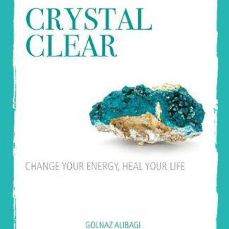 Crystal Clear by Golnaz Alibagi HardCover