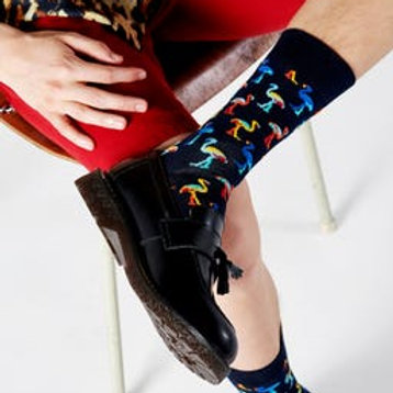 Happy Socks Flamingo Socks