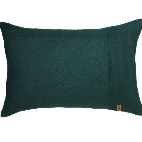 Kip & Co Forest Linen Pillowcases 2P Set