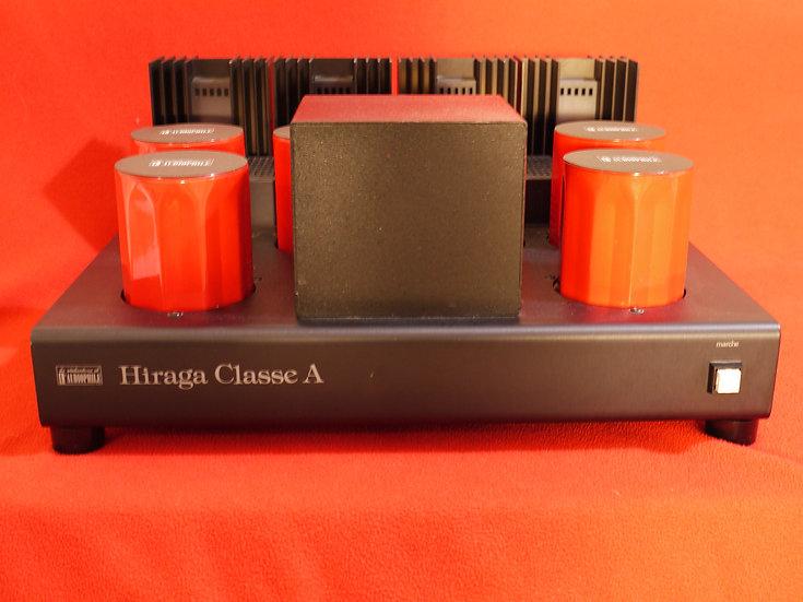 Le Solstice & Hiraga Classe A - Vorstufe/Stereo Endstufe