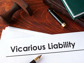 TOP OFFICERS AND EMPLOYEES CANNOT BE HELD VICARIOUSLY LIABLE FOR THE CRIMINAL ACTS OF THE COMPANY