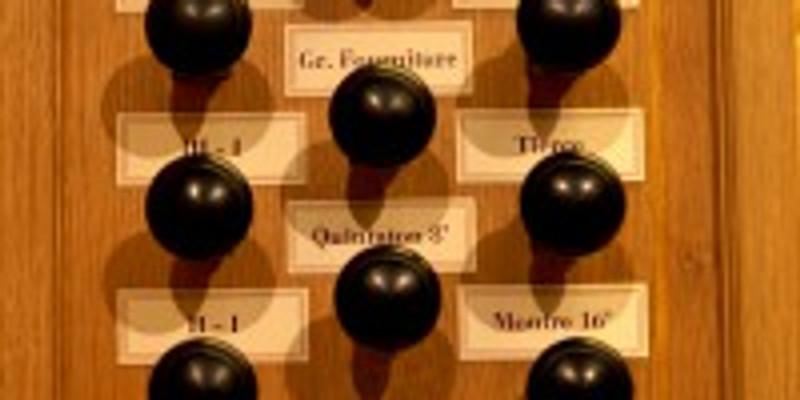 REPORTÉ - L'orgue français au 20e siècle