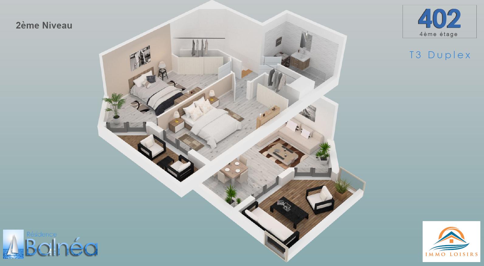 Lot402 Etage
