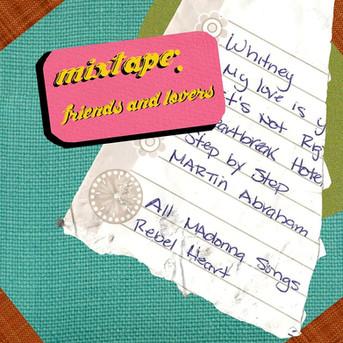 """FRIENDS AND LOVERS: a mixtape"" by Edie Adams"