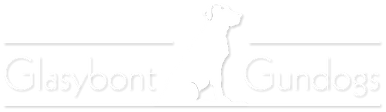 GlasybontGundogs logo white.png