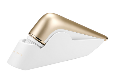 A facial cleansing brush from Marasil