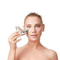 a face lift massager than can reduce eye bags and dark circles