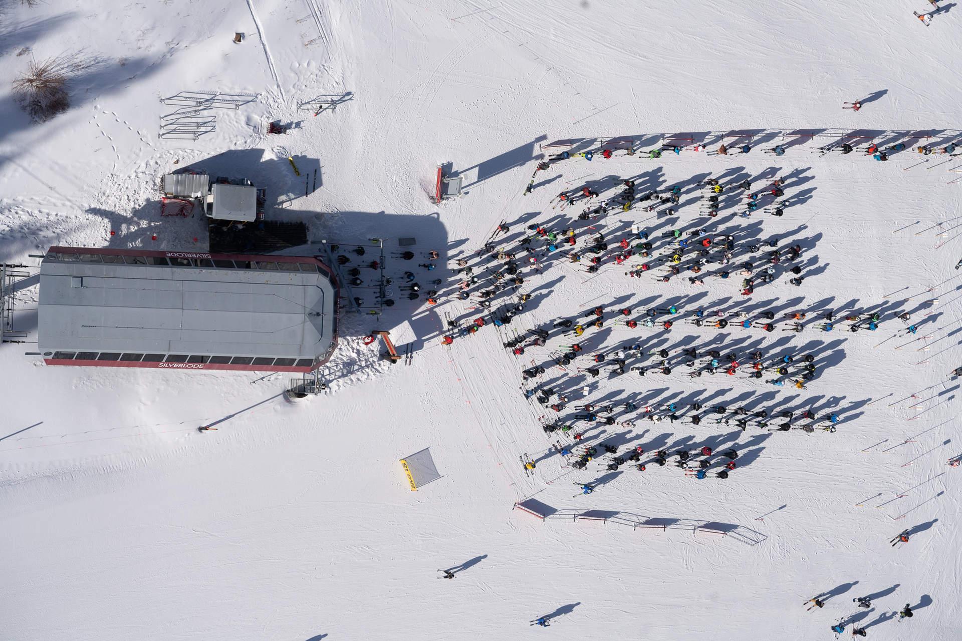 'Lineup', Park City Ski Resort