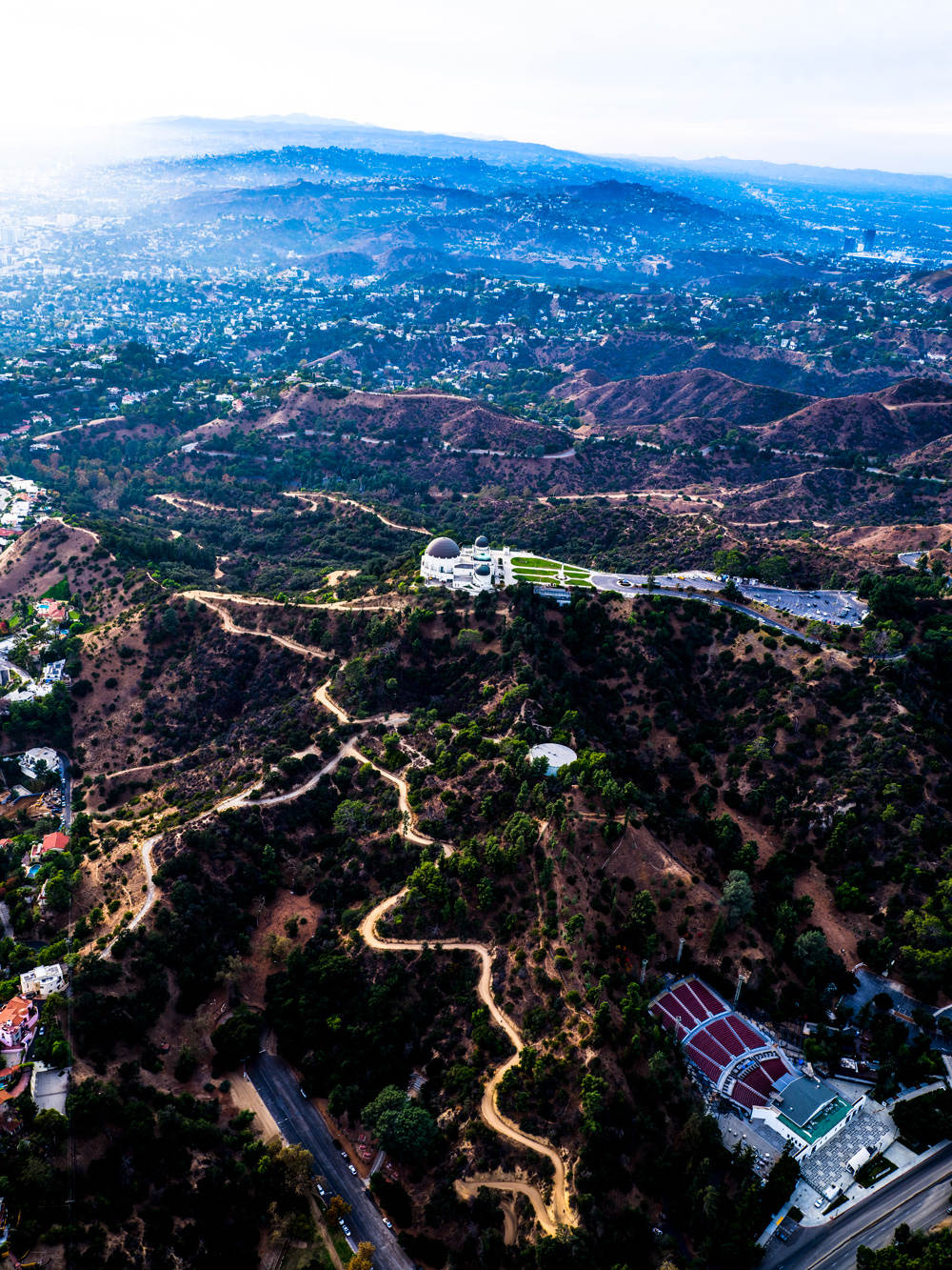 '2500 feet', Los Angeles, 2020