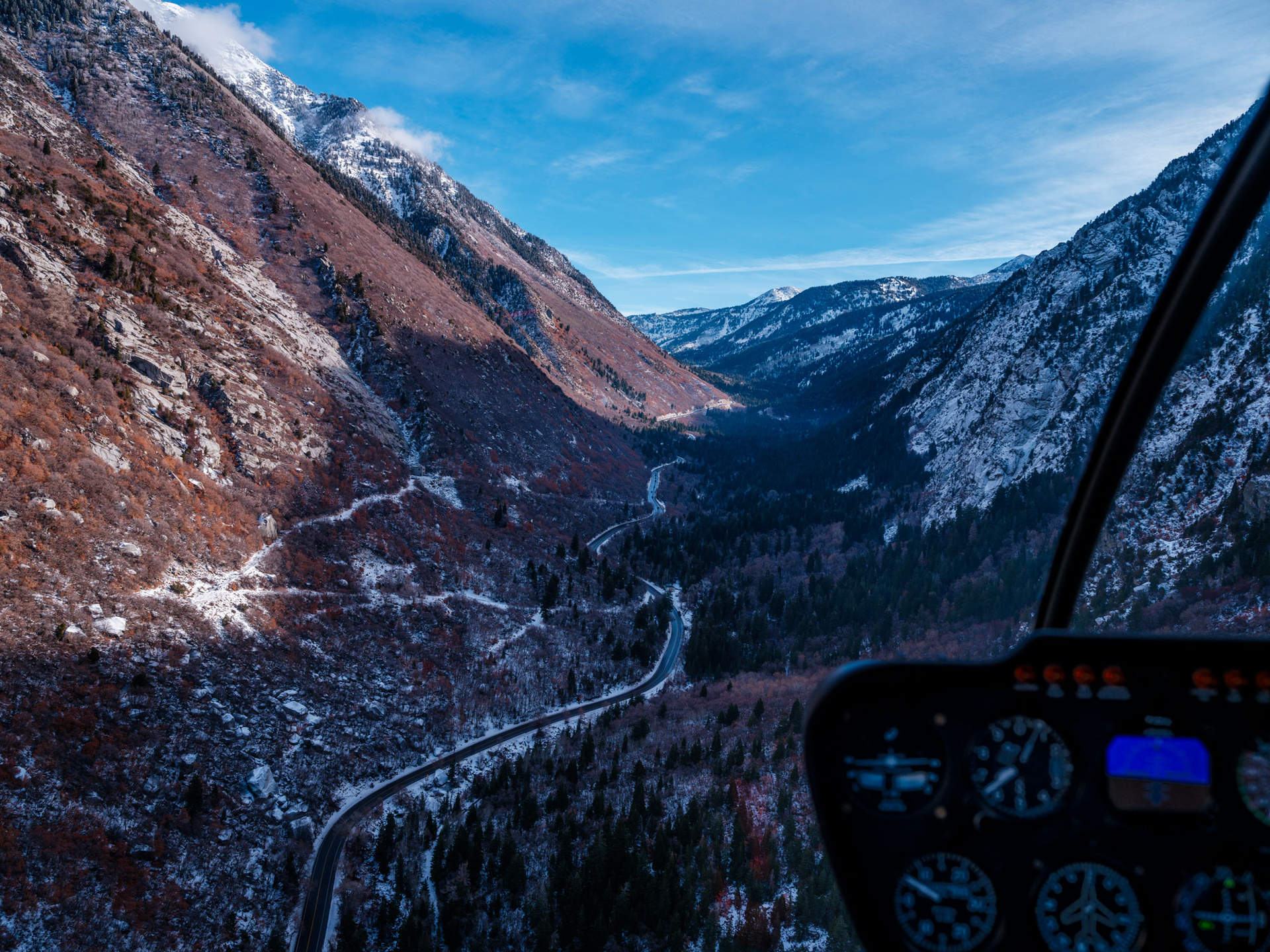 'Driven', Big Cottonwood Canyon, Utah