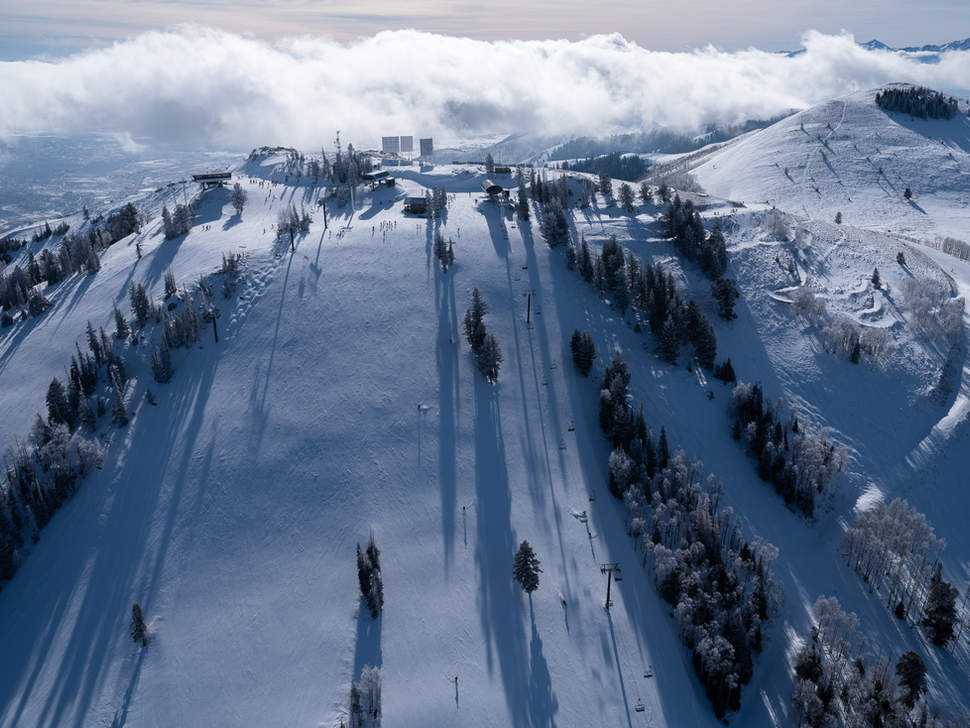 'Last Lift', Deer Valley, Utah