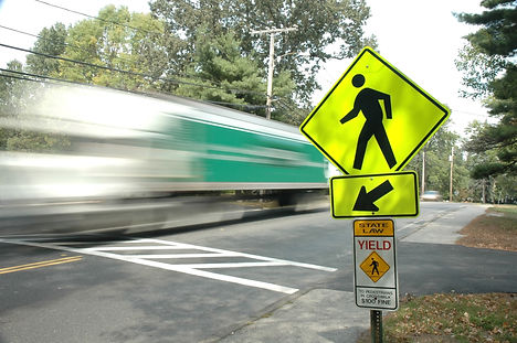 California Pedestrian Accident Attorney