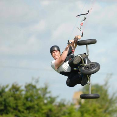 Freestyle Kitebuggy