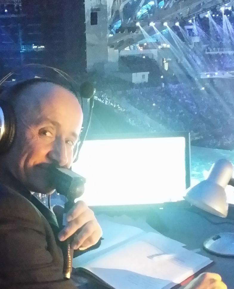 Opening ceremony Sochi 2014