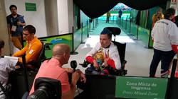 Boccia Gold medalist David Smith