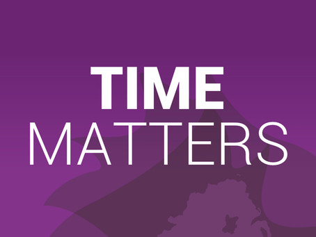 Why does time matter?