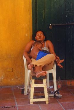 Bonheur de la sieste