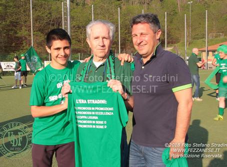 Fezzanese ufficialmente iscritta alla prossima Serie D, le parole di Arnaldo e Ivan Stradini