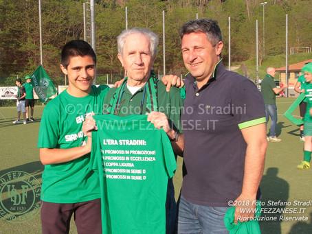 Juniores, le dichiarazioni del Presidente della Fezzanese Arnaldo Stradini
