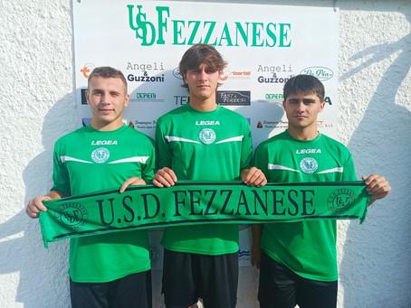 Comunicato: tre calciatori Under 19 aggregati in Prima Squadra