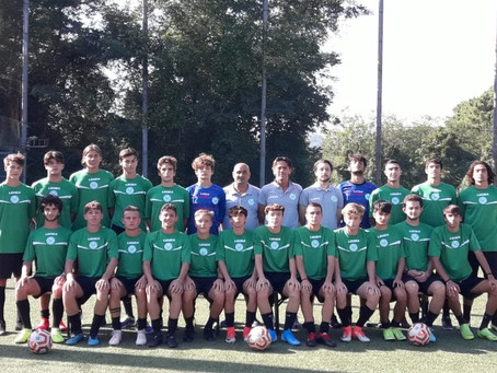 Juniores Nazionale, sconfitta all'inglese a Pontedera