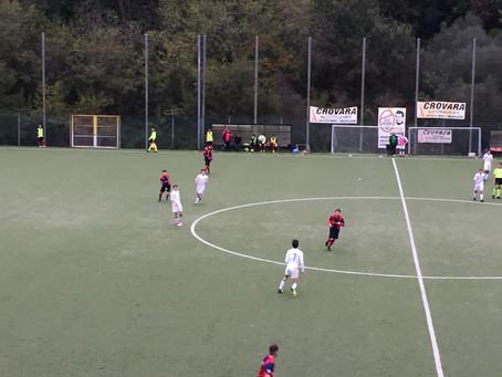 Juniores Nazionale: Frolla, Pieri e Maglione stendono il Ponsacco