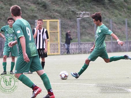 Juniores Nazionale, la Fezzanese supera l'ostico Ligorna: decide Saporiti dopo un match avvincen