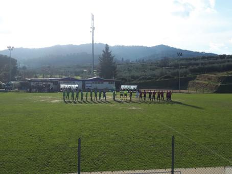 Juniores Nazionale, Fezzanese sfortunata a Montevarchi