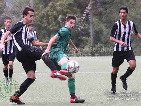 Juniores Nazionale, Frolla entra e risolve contro l'Aquila Montevarchi