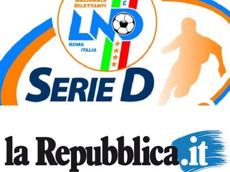 Fezzanese - Lecco in diretta streaming sul portale della LND e su Repubblica.it
