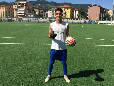 Comunicato ufficiale, Francesco Bleve fezzanotto a titolo definitivo